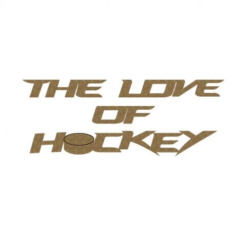 The Love of Hockey - Sports