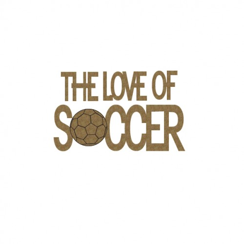 The Love of Soccer - Sports