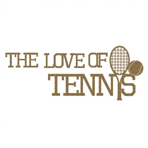 The Love of Tennis - Sports