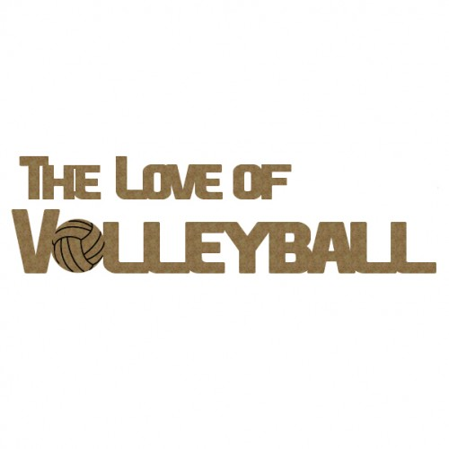 The Love of Volleyball - Sports