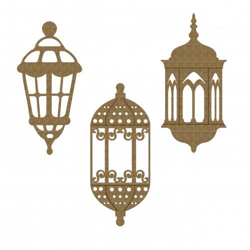 Vintage Lantern - Lighting