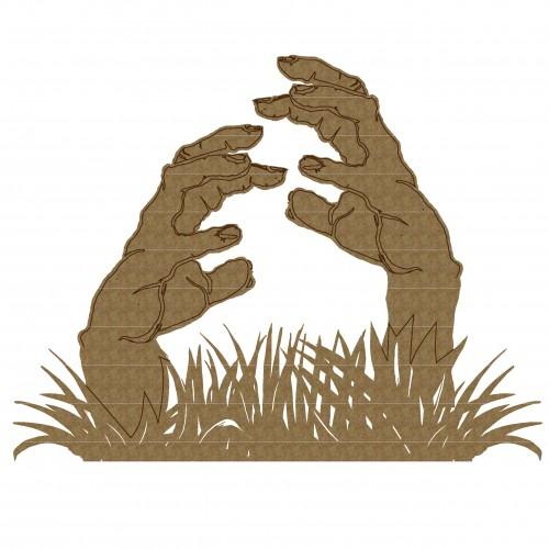 Zombie Hands - Halloween