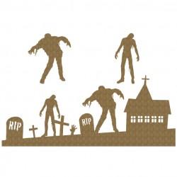 Zombie Graveyard