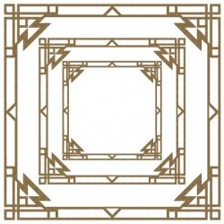 DecoArt Aztec Frames
