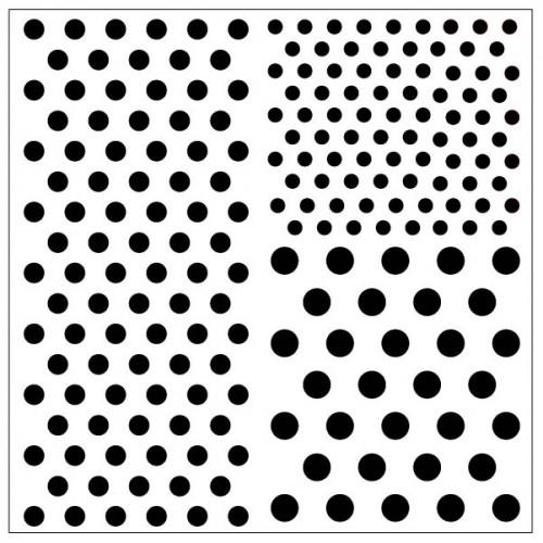 Dot Stencil - Stencils