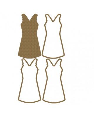 Dress Shaker Set