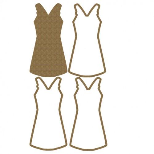 Dress Shaker Set - Shaker Sets