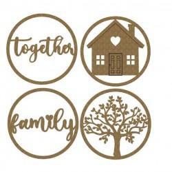 Family ATC Coin