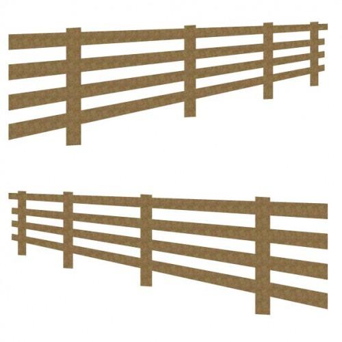 Fence Set - Fences and Gates