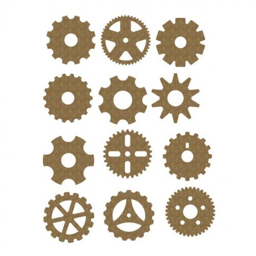 Gear Set 5 - Steampunk