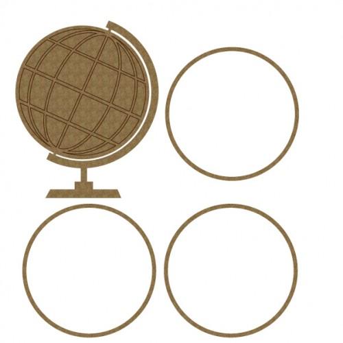Globe Shaker Set