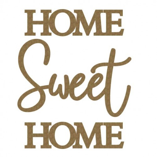 Home Sweet Home - Words