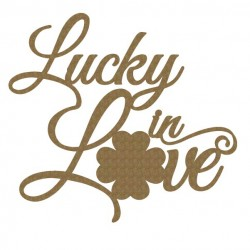 Lucky in Love Title