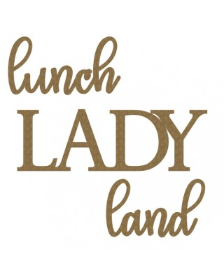 Lunch Lady Land