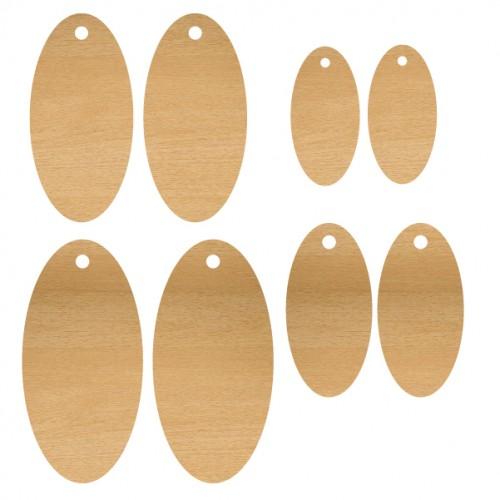 Oval Wood