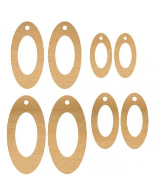 Hollow Oval