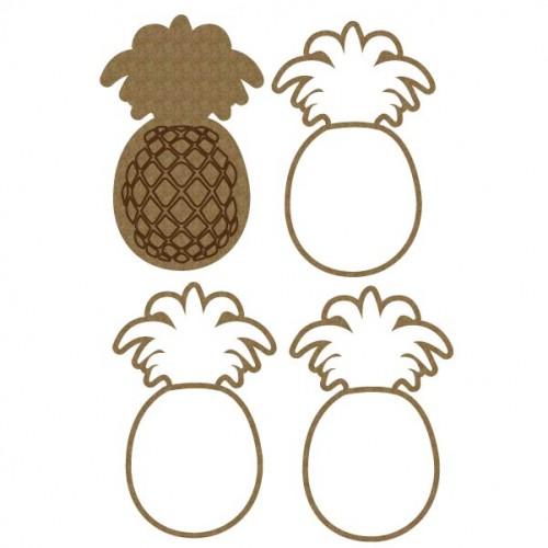 Pineapple Shaker - Shaker Sets