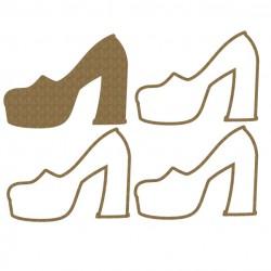 Platform Shoe Shaker