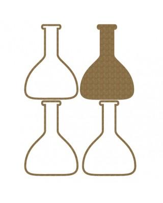 Potion Bottle Shaker Set