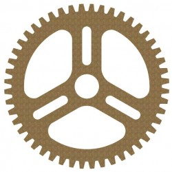"""8"""" Gear Style 2"""