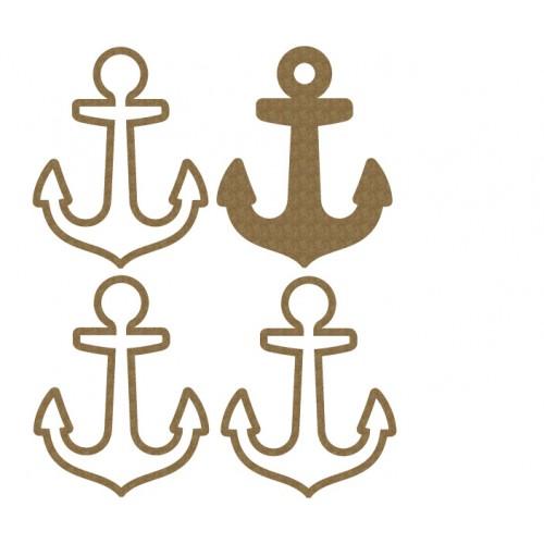 Anchor Shaker - Shaker Sets