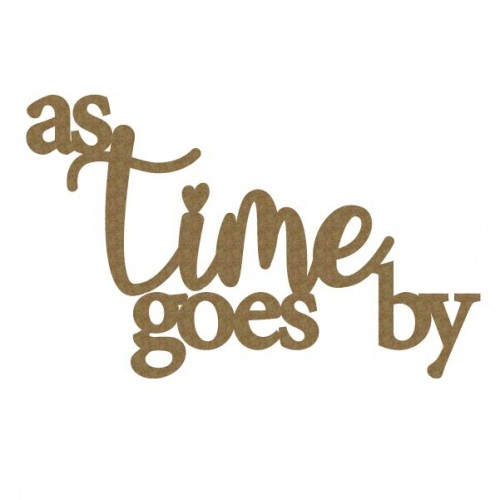 as Time goes by - Words