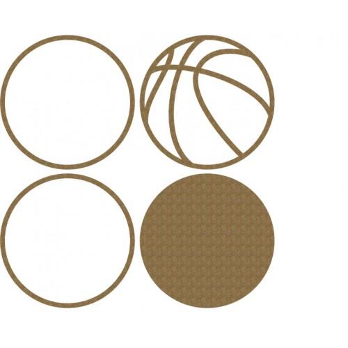 Basketball Shaker - Shaker Sets