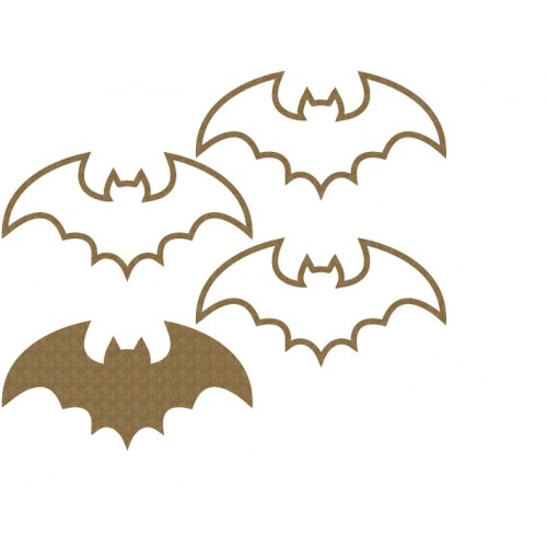 Bat Shaker - Shaker Sets