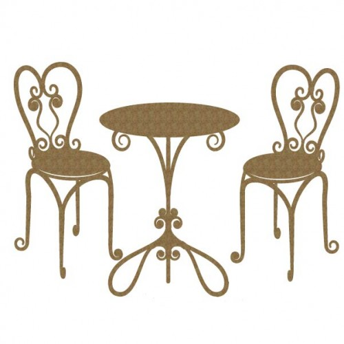 Bistro Set - Games and Toys