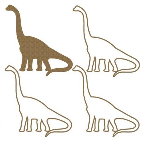 Brontosaurus Shaker - Shaker Sets