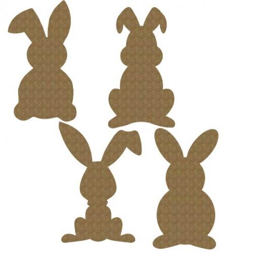 Bunny Set - Animals