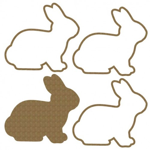 Bunny Shaker - Shaker Sets