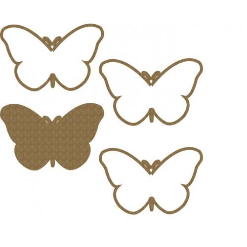 Butterfly Shaker - Shaker Sets