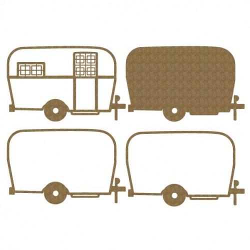 Camper Shaker Set - Shaker Sets