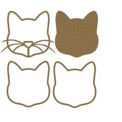 Cat head Shaker