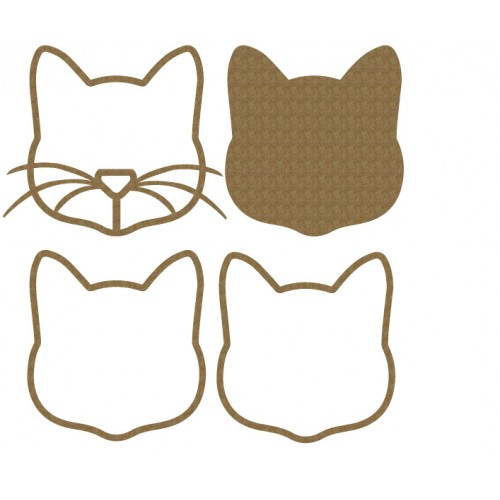 Cat head Shaker - Shaker Sets
