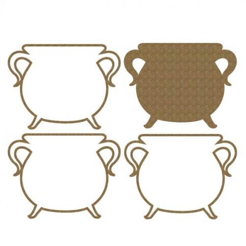 Cauldron Shaker - Shaker Sets