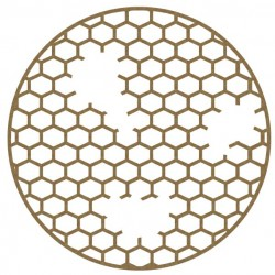 Chicken wire Circle
