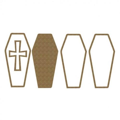 Coffin Shaker Set - Shaker Sets
