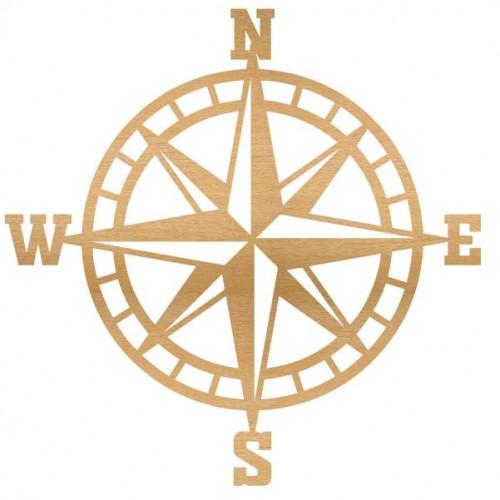 Nautical Compass - Home Decor