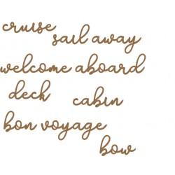 Cruise Word Set