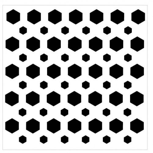 Cube Stencil - Stencils