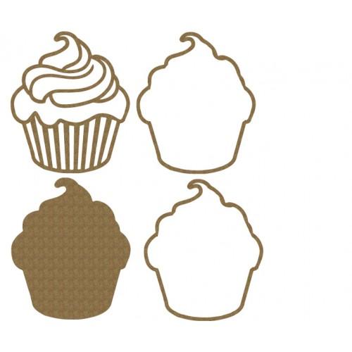 Cupcake Shaker - Shaker Sets