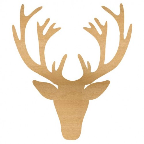 Deer Head - Home Decor