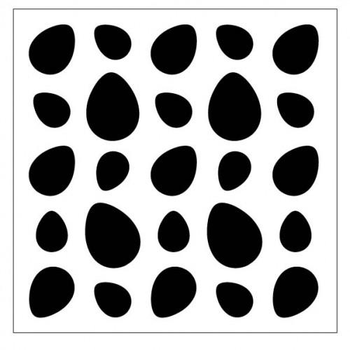 Egg Stencil - Stencils