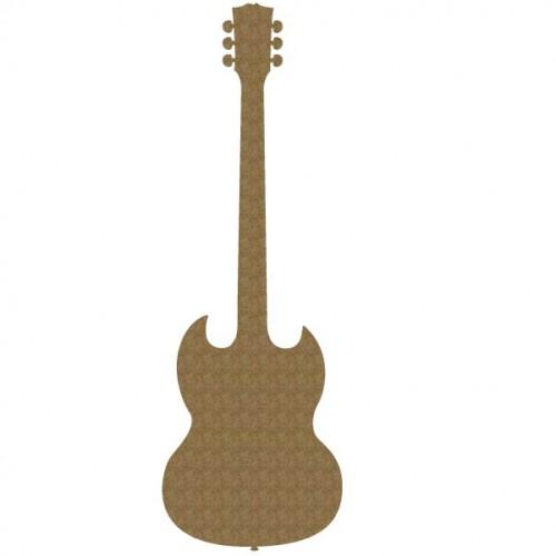 Large Electric Guitar 1 - Music