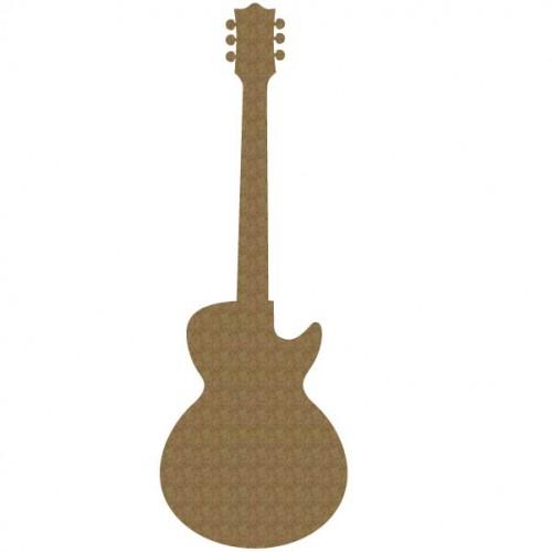 Large Electric Guitar 2 - Music