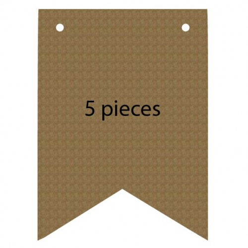 Fishtail Pennant Banner - Banners