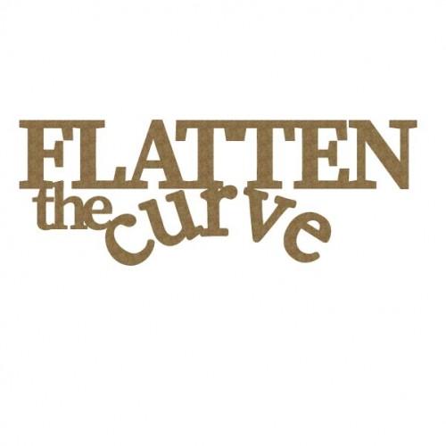 Flatten the curve - Words