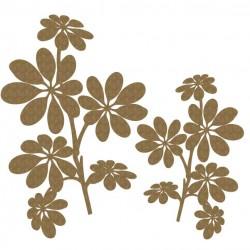 Leaves Cluster